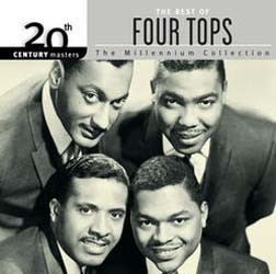 Four Tops - Best Of/20Th Century CD - 06025 1707854