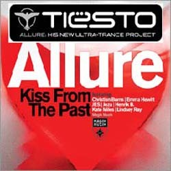 Tiësto - Allure - Kiss From The Past CD - MBB 9958