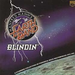 Manfred Mann's Earth Band - Blindin CD - MCCD414