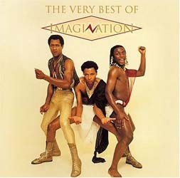 Imagination - The Very Best Of Imagination CD - MCCD446