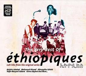 Ethiopiques - Very Best Of - Cult Hits From The Original Series CD - METRSL 025