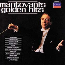 Mantovani & His Orchestra - Mantovani's Golden Hits CD - MMTCD 1811