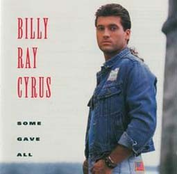 Billy Ray Cyrus - Some Gave All CD - MMTCD 1945
