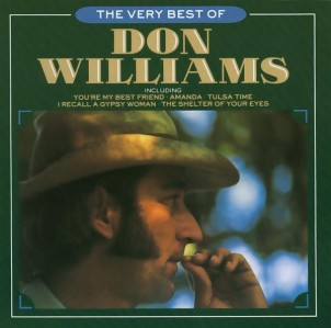 Don Williams - The Very Best of Don Williams CD - MMTCD 2089