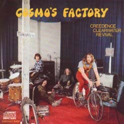 Creedence Clearwater Revival - Cosmo's Factory CD - MMTCD 2239