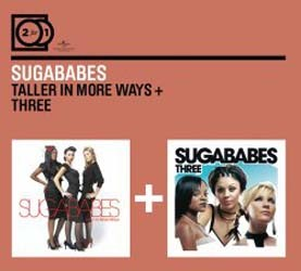 Sugababes - 2 For 1: Taller In More Ways / Three CD - MMTDCD 030