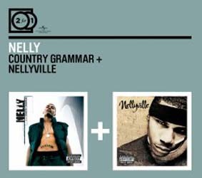 Nelly - 2For1: Country Grammar / Nellyville CD - MMTDCD 042
