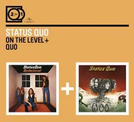 Status Quo - 2 For 1: On The Level / Quo CD - MMTDCD 057