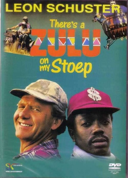 zulu on my stoep