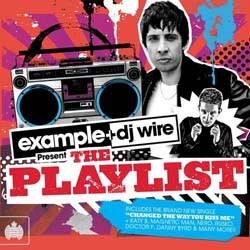 Ministry Of Sound: Example + Dj Wire Present The Playlist CD - MOSCD259