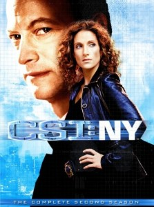 CSI: NY: Season 2 DVD - MP528DL
