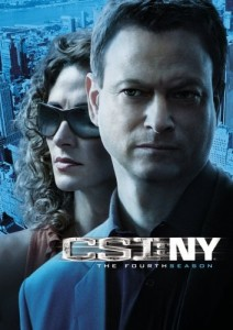 CSI: NY: Season 4 DVD - MP802DL