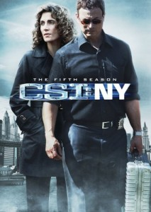 CSI: NY: Season 5 DVD - MP919DL