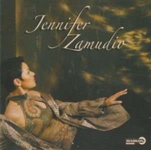 Jennifer Zamudio - Hier's My Hart CD - MRCD001