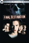 Final Destination DVD - N8541 DVDW