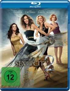 Sex and the City 2 Blu-Ray - N8547 BDW