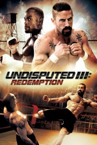 Undisputed III : Redemption DVD - N8575 DVDW