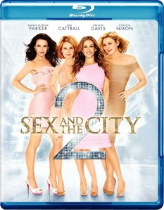 Sex and the City 2 Blu-Ray+DVD - N8586 BDW