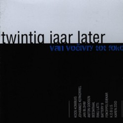 Twintig Jaar Later CD - NEXTCD150