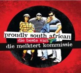 Die Melktert Kommissie - Proudly South African - The Best Of... CD - NEXTCD210