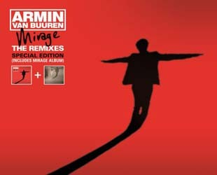 Armin Van Buuren - Mirage - The Remixes Special Edition CD - NEXTCD 329