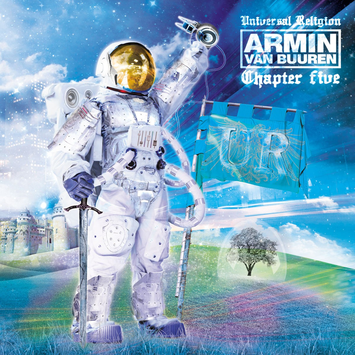 Armin Van Buuren - Universal Religion Chapter 5 CD - NEXTCD347