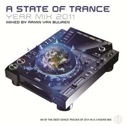 Armin Van Buuren - A State Of Trance Yearmix 2011 CD - NEXTCD357