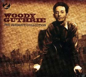 Woody Guthrie - The Ultimate Collection CD - NOT2CD219