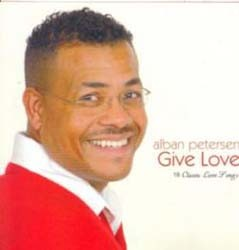 Alban Petersen - Give Love CD - NVISCD039