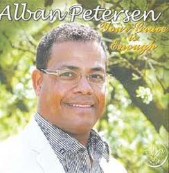 Alban Petersen - Your Grace Is Enough CD - NVISCD070