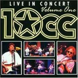 10CC - Live In Concert CD - NWP 0002