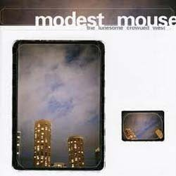 Modest Mouse - Lonesome Crowaed CD - OLE 330-2