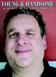 Jeff Garlin - Young And Handsome DVD - PIASCOM92