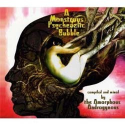 A Monstrous Psychedelic Bubble - Vol. 1 - Cosmic Space Music CD - PLATCD 190