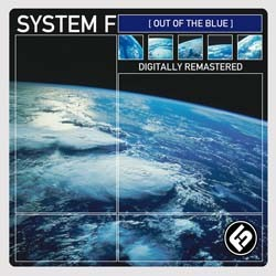 System F - Out Of The Blue - Remastered CD - PREMIER001