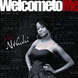 Nthabi - Welcome To Me CD - PROCD 002