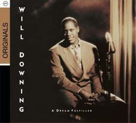 Will Downing - A Dream Fulfilled (Circuit City Exclusive) CD - 06025 1765506