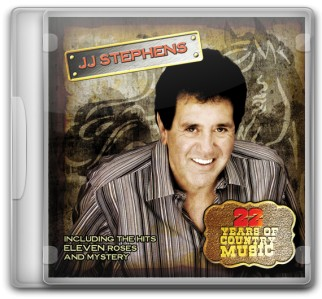JJ Stephens - 22 Years Of Country CD - RED007