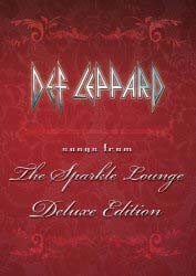 Def Leppard - Songs From The Sparkle Lounge DVD+CD - 06025 1765649