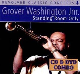 Grover Washington Jr. - Standing Room Only CD+DVD - REVCDD468