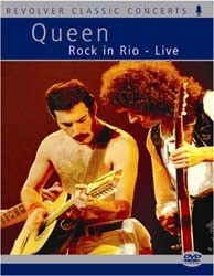 Queen - Rock In Rio - Live DVD - REVDVD437