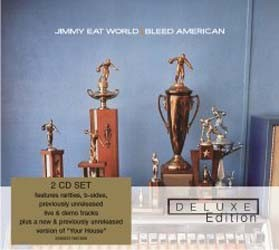 Jimmy Eat World - Bleed American (Deluxe Edition) CD - 06025 1766180