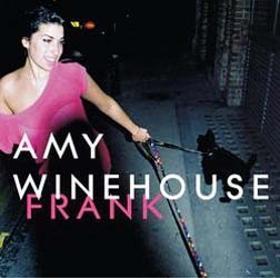 Amy Winehouse - Frank (Deluxe Edition) CD - 06025 1768122