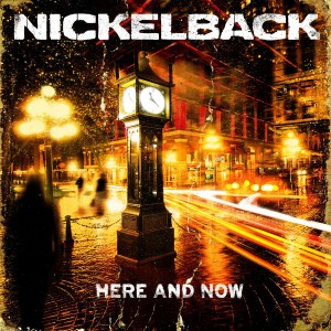 Nickelback - Here And Now CD - RR 7709-2