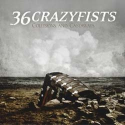 36 Crazyfists - Collisions And Castaways CD - RR7747-2