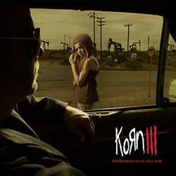 KoRn - Remember Who You Are CD - RR 7757-2
