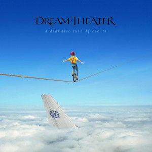 Dream Theater - A Dramatic Turn Of Events CD - RR 7765-2