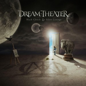 Dream Theater - Black Clouds & Silver Linings CD - RR7883-2