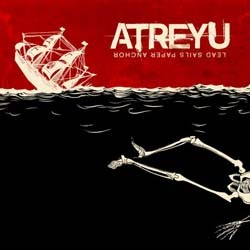 Atreyu - Lead Sails Paper Anchor CD - RR7957-2