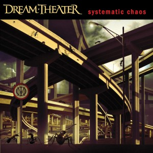 Dream Theater - Systematic Chaos CD - RR7992-2